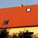 strecha | sedlova strecha cervena | stresni okna | blachotrapez | plechova krytina | taska | abastrechy.cz