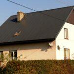 strecha | sedlova strecha cerna | blachotrapez | plechova krytina | klik panel | abastrechy.cz
