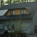 strecha | vikyr 1 | plechova krytina | klik panel | abastrechy.cz