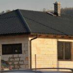 strecha | bungalov 2 | plechova krytina | trapez | abastrechy.cz