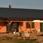 strecha | bungalov 1 | plechova krytina | trapez | abastrechy.cz