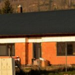 strecha | bungalov | plechova krytina | trapez | abastrechy.cz
